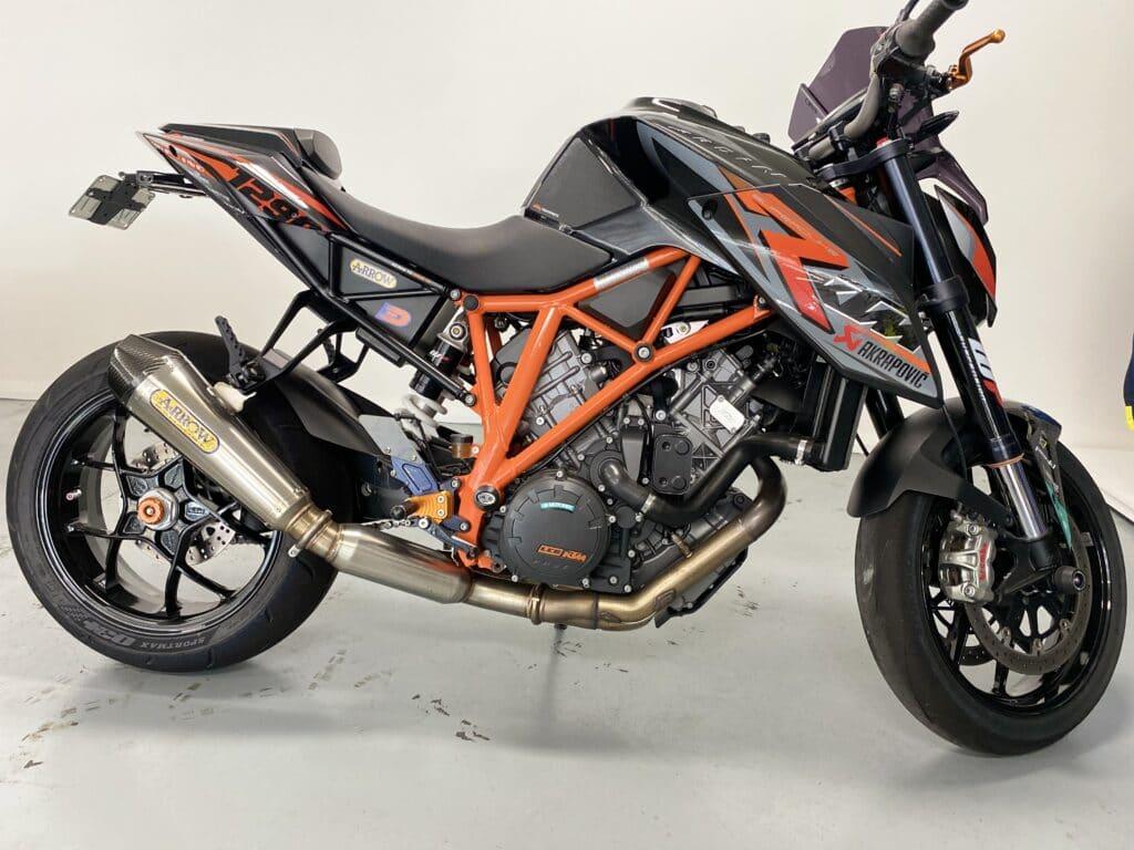 Used - Used Motorcycle