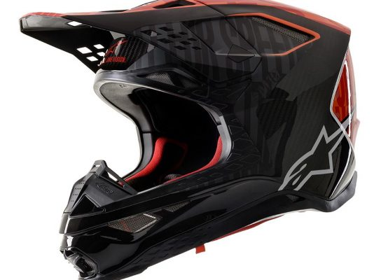 ALPINESTARS SUPERTECH M10 ALLOY HELMET - Chris Watson Motorcycles - Cessnock & Newcastle