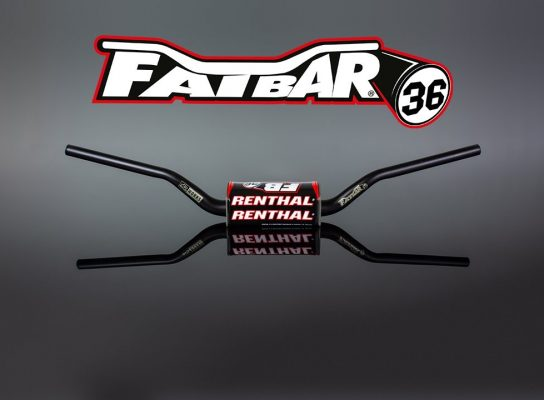 INTRODUCING THE RENTHAL FATBAR®36 - Chris Watson Motorcycles - Cessnock & Newcastle