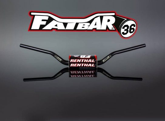 INTRODUCING THE RENTHAL FATBAR®36 - Chris Watson Motorcycles - Cessnock & Newcastle